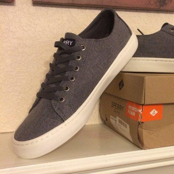 Topsider Cutter Ltt Sneakers Nib Grey